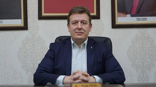 AK Parti İl Başkanı Necip Filiz'in 27 Mayıs mesajı