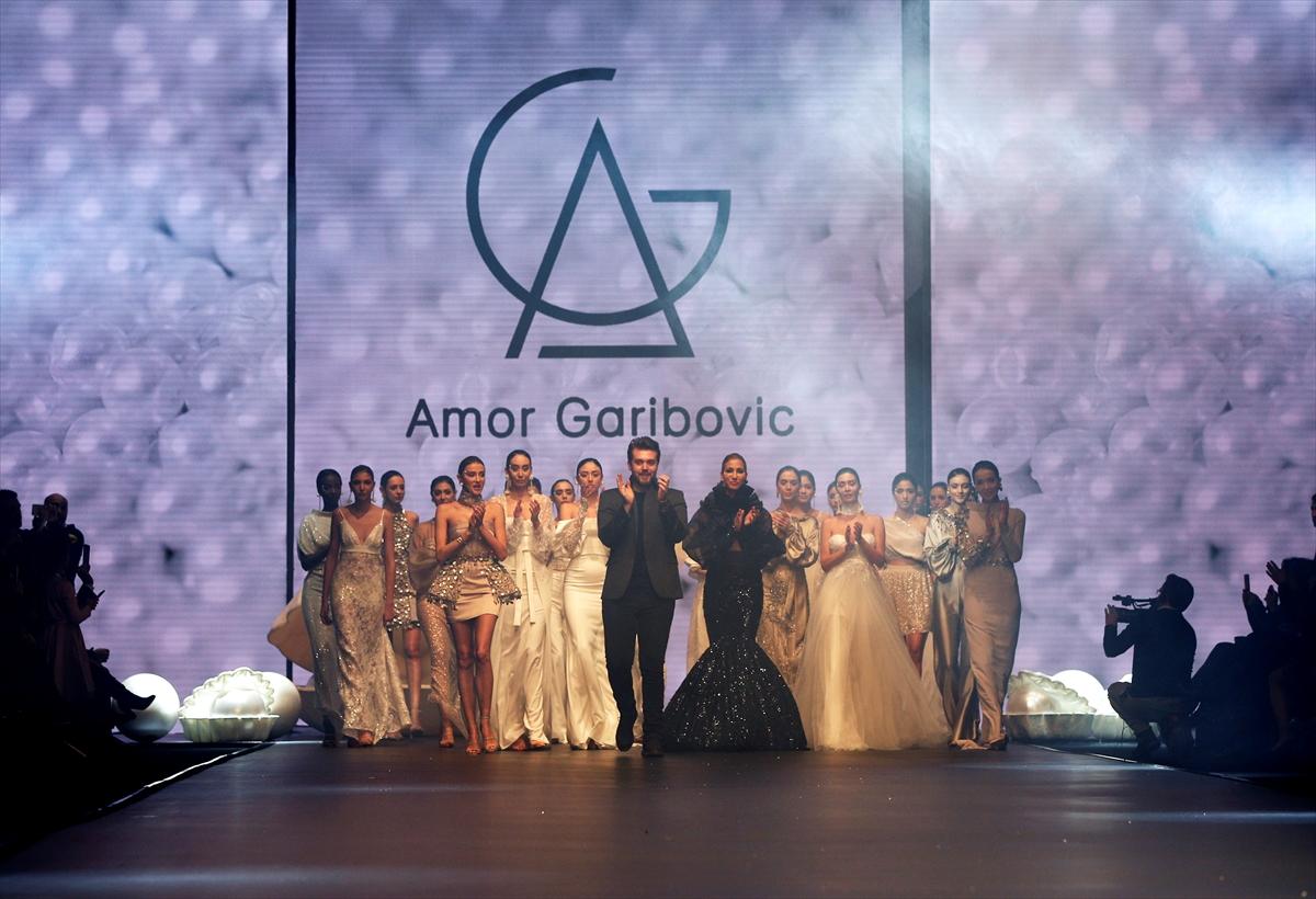 Amor Garibovic 8. Gelinlik Tasarım Yarışması