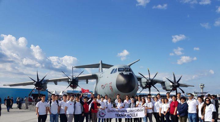Denizli OSB Teknik Koleji Teknofest Ön Eleme Sonuçlarını Başarıyla Geçti