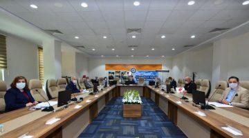 ÖSYM Sınavları Uşak İl Sınav Koordinasyon Toplantısı Gerçekleşti