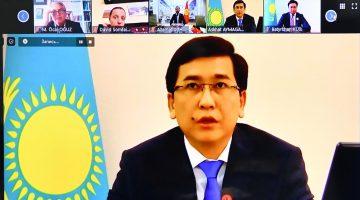 Türk Dünyasından Araştırmacılar, Çevrimiçi Konferansta Bir Araya Geldi