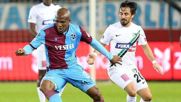 Yukatel Denizlispor Trabzonspor'u Devirdi
