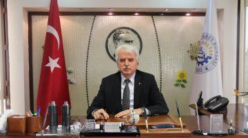 DTB Başkanı Tefenlili'den  Polis Haftası Mesajı