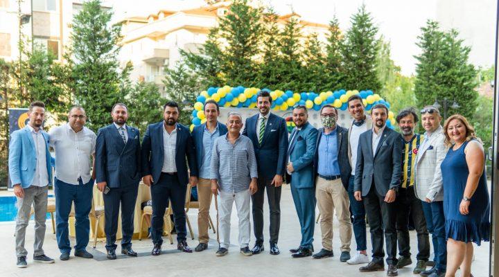 Denizli Fenerbahçeliler Derneğinden Coşkulu 19.07 Kutlaması