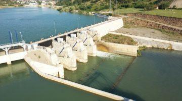 Aydem Enerji'nin hidroelektrik santrali Akıncı HES'in resmi açılışı yapıldı