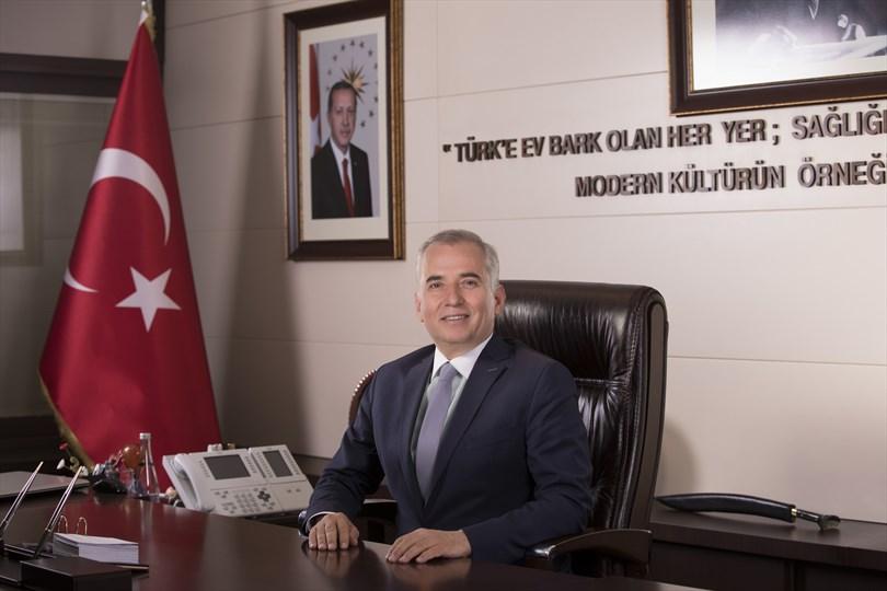 Başkan Osman Zolan'dan Kurban Bayramı mesajı