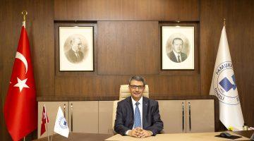 Rektör Kutluhan'dan '30 Ağustos Zafer Bayramı' Mesajı