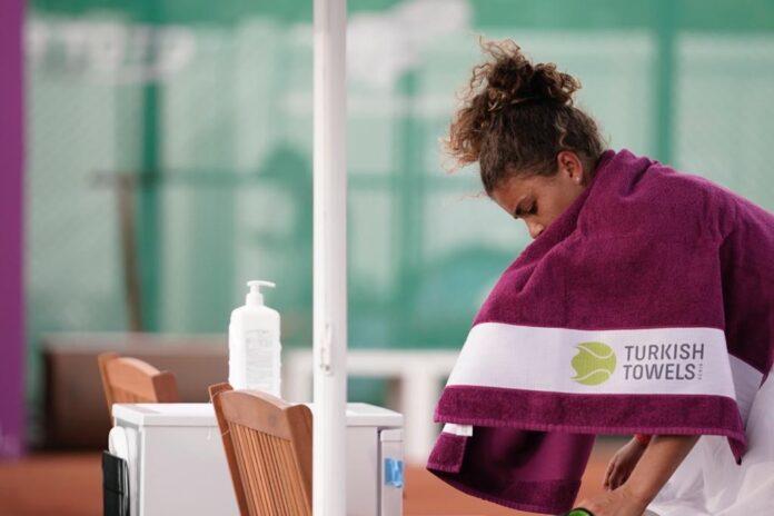 Turkish Towels Şampiyonların Omuzlarında