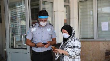 Pamukkale Belediyesi'nde Hes Kodu Zorunluluğu