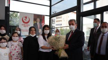 BBP Genel Başkanı Destici Denizli'ye Geldi
