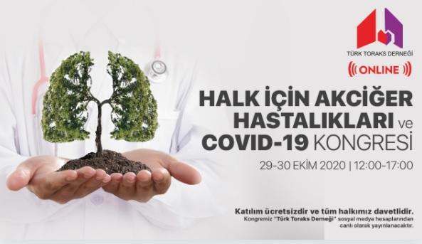 Türk Toraks Derneği Halk Kongresi Yapacak