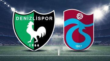 İlk Puan Trabzonspor'dan