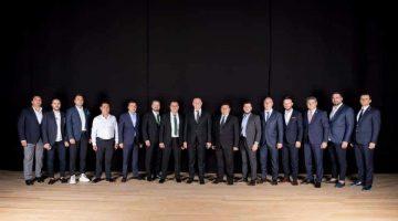 Denizlispor'da Ali Çetin Yeniden Başkan Oldu