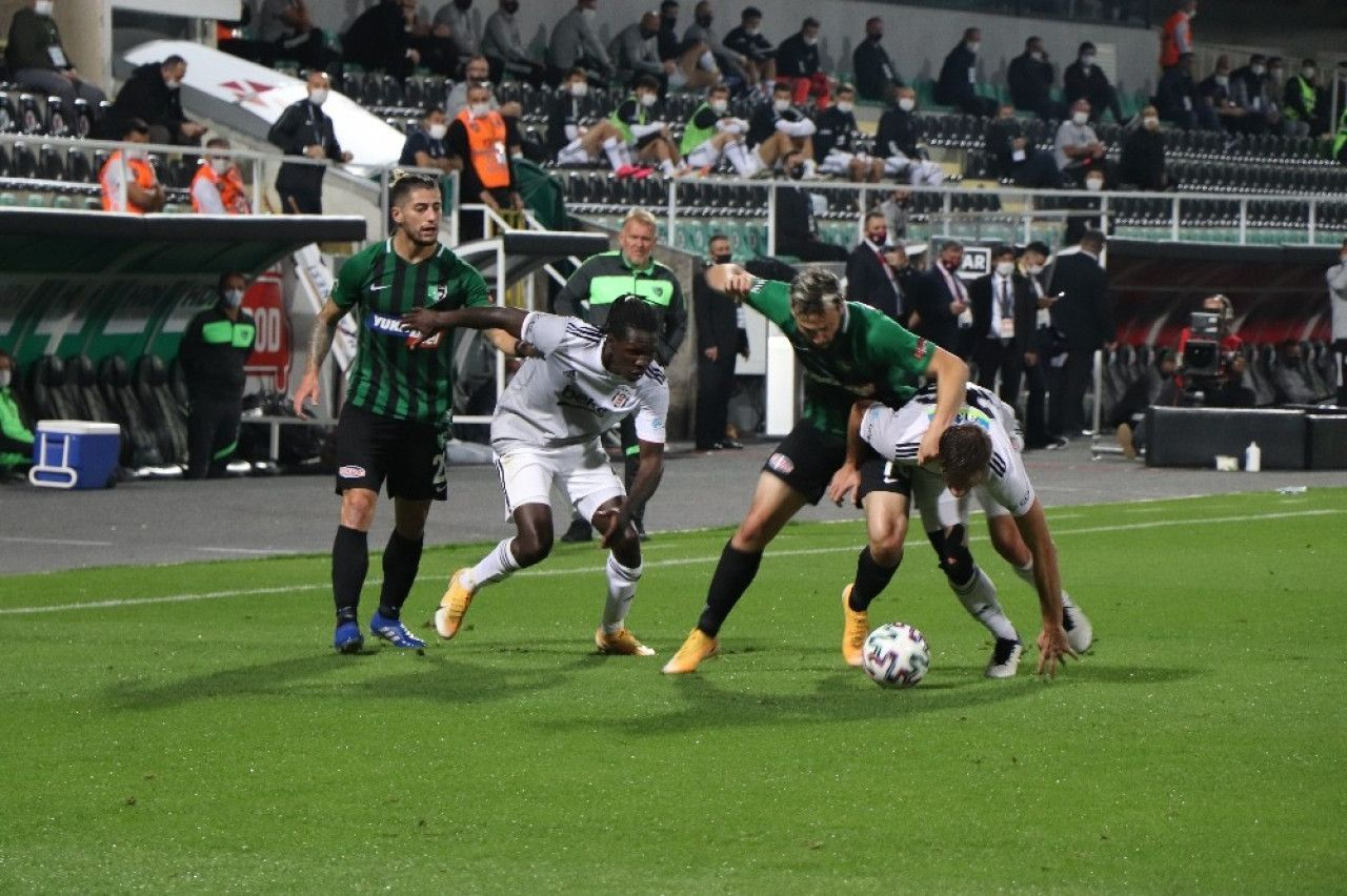 Yukatel Denizlispor 2-3 Beşiktaş