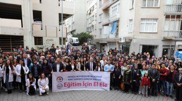 Büyükşehir'den üniversite adaylarına eğitim desteği