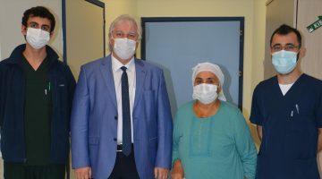 PAÜ Hastanesinden Denizli'de Bir İlk Daha