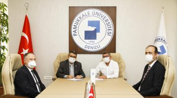 PAÜ Hastanelerine Ekokardiyografi Cihazı Bağışlandı