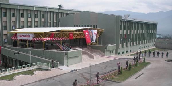 Servergazi Devlet Hastanesi Pandemi Hastanesi Oldu