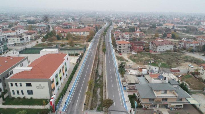 Yenilenen Kanal Yolu Şimdi Çok Daha Güzel