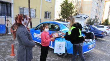 Pamukkale Belediyesi'nden 2 bin tablet!