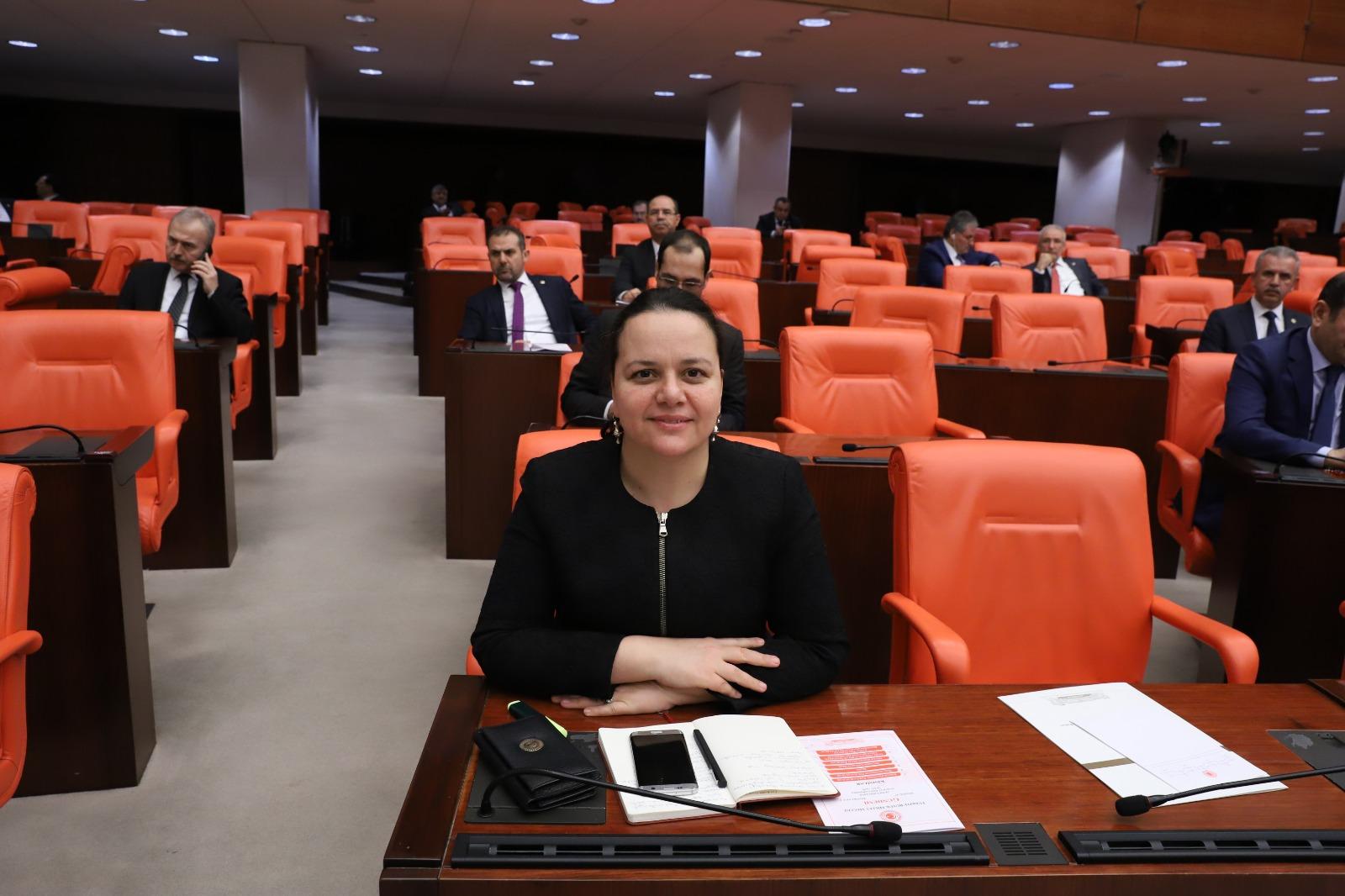 Milletvekili ÖK' ten 2021 Yılı Mesajı