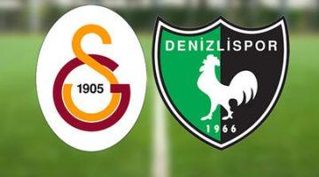 Galatasaray 6-1 Yukatel Denizlispor