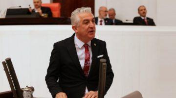 CHP Denizli Milletvekili Teoman Sancar partisinden istifa etti