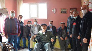 Babadağ Belediyesi'nden Engellilere Tekerlekli Sandalye