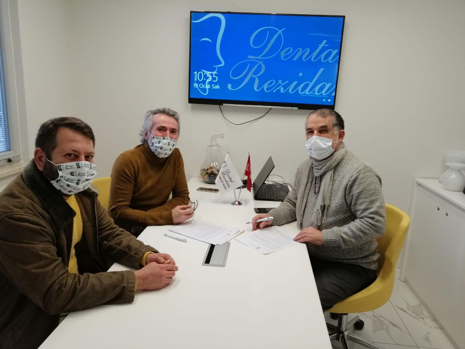 Dgc, Dental Rezidans ile Protokol İmzaladı