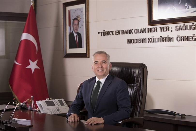 """Başkan Zolan: """"4 Şubat 1931 Denizli için unutulmaz bir tarihtir"""""""