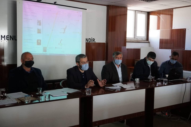 Çivril Belediye Başkanı Vural Esnafla Buluştu