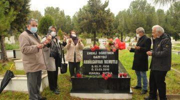 Gazeteci Abdulgaffar Nemutlu, ölümünün 11. yılında anıldı