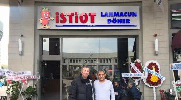Denizli'de Lahmacun ve Döner'in Yeni Adresi: İstiot