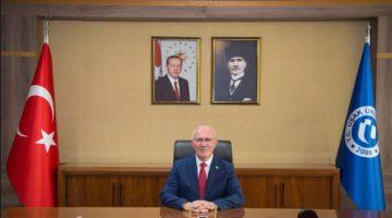 Uşak Üniversitesi çevre yönetim sistemi sertifikası aldı