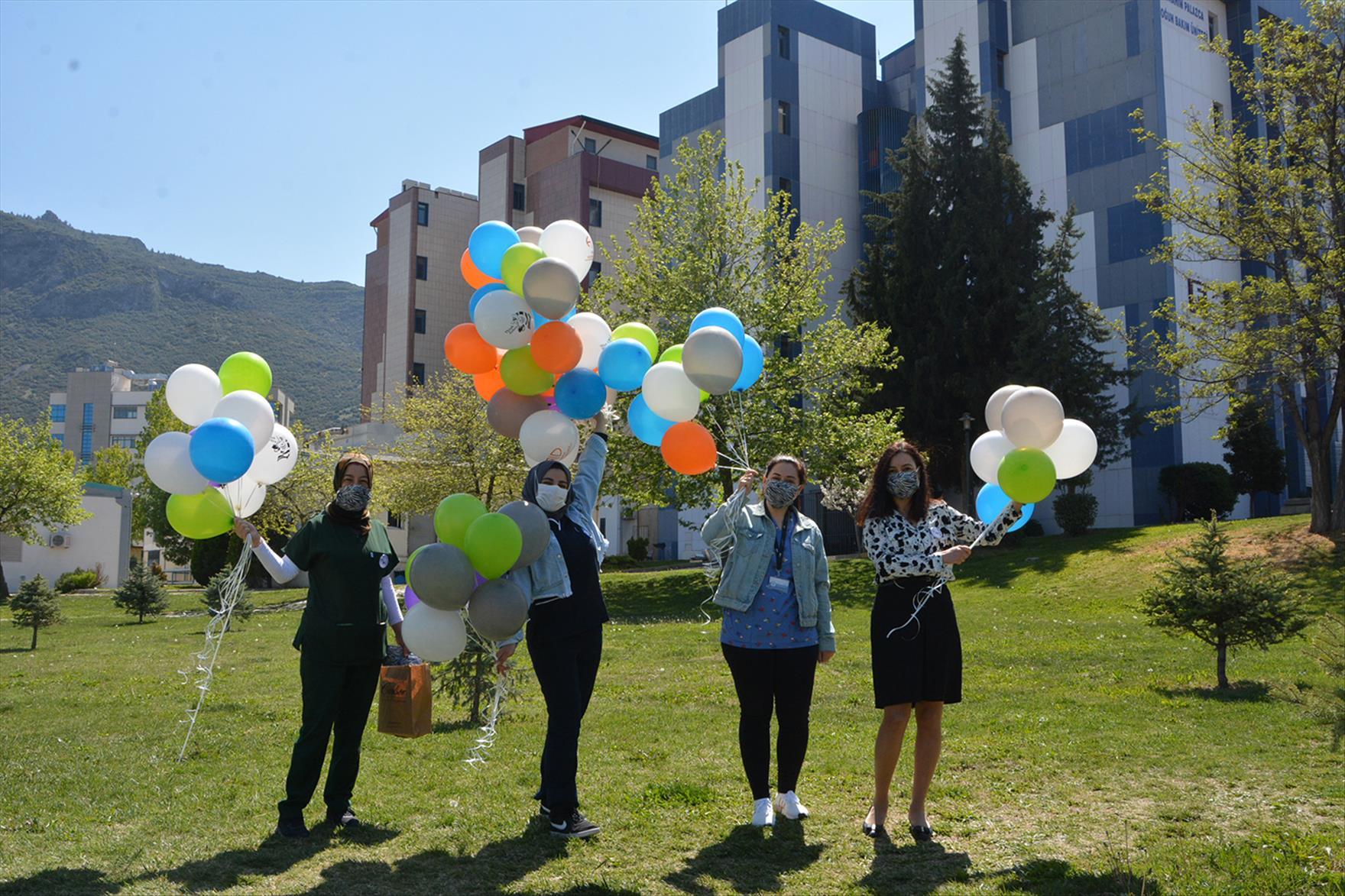 Her Bir Balon Çocuklara Umut Olsun