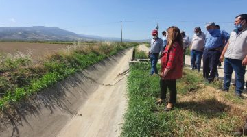 Chp'li Karaca Sarayköy'deki çiftçinin su sorununu gündeme getirdi