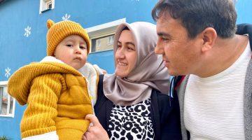 SMA Tip1 Hastası Yağız Alp Yılmaz'ın Valilik izni çıktı