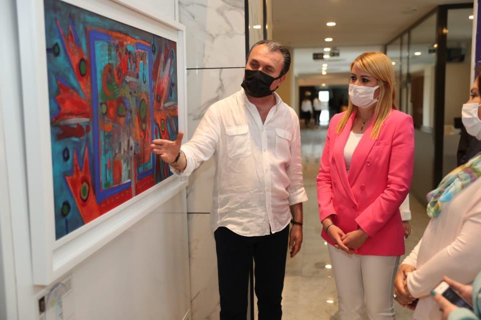 Merkezefendi Belediyesi Sanatın ve Sanatçının Yanında