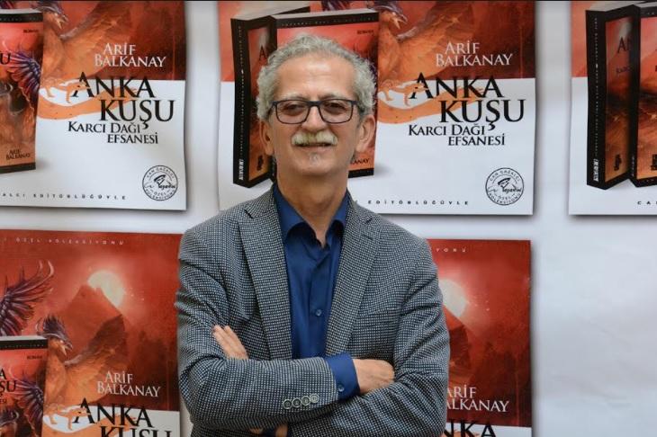 Mimar Arif Balkanay söyleşi ve imza günü düzenledi