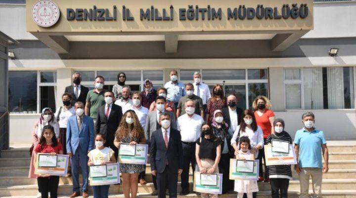 Sağlıklı Nesil Sağlıklı Gelecek Ödül Töreni