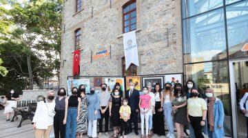 """Büyükşehir'den """"Geçmişten Günümüze Sanat"""" sergisi"""
