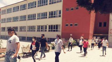 Çivril'de İlk Kez YKS Sınavı Yapıldı