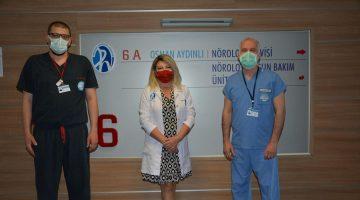 PAÜ Hastanesinde İnme Merkezi Açıldı