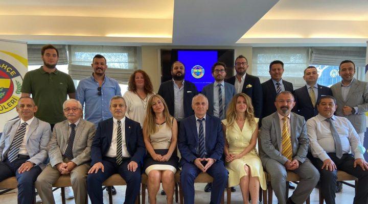 Fenerbahçe Gönüllüleri Derneği Yönetimine Denizli Damgası