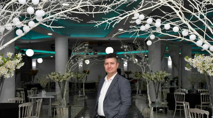 Denizli Altuğ Düğün Salonu Türkiye'de bir ilki gerçekleştirdi