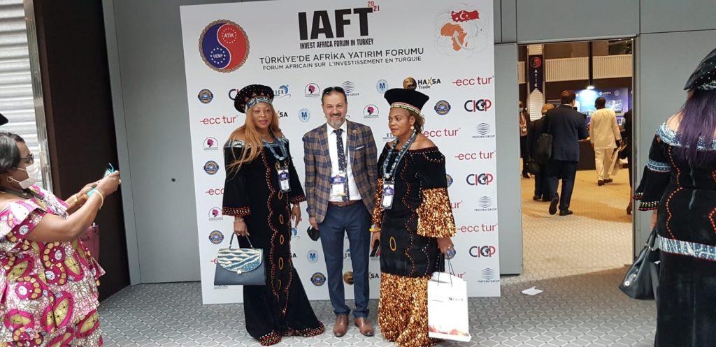Türkiye'de Afrika Ticaret Forumu