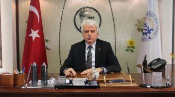 Başkan Tefenlili'den Kurban Bayramı Mesajı