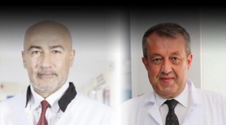 PAÜ Hastanesi'nden İki Dernek Başkanı