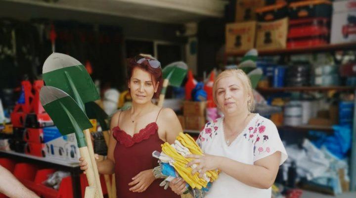 Denizli Kadın Platformu, orman bölgesi için birlik oldu