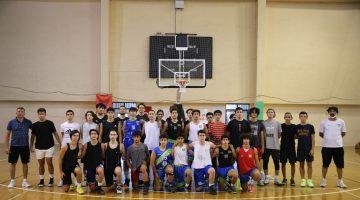 Yukatel Merkezefendi Belediyesi Basketbol Gelişim Ligi Seçmeleri Yapıldı